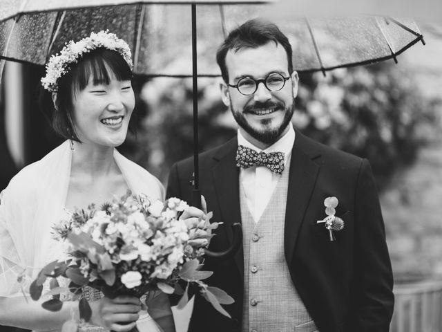 Le mariage de Thomas et Soobin à Dinard, Ille et Vilaine 11