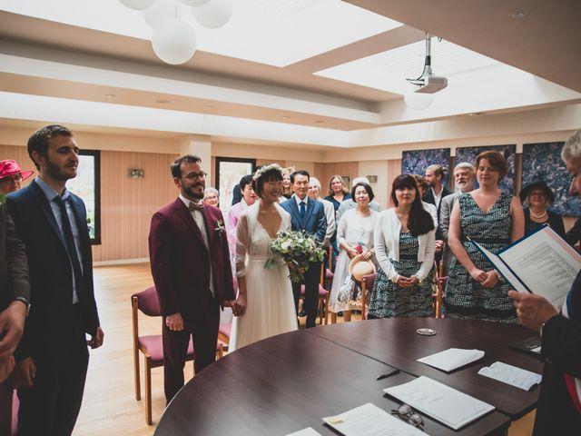 Le mariage de Thomas et Soobin à Dinard, Ille et Vilaine 12