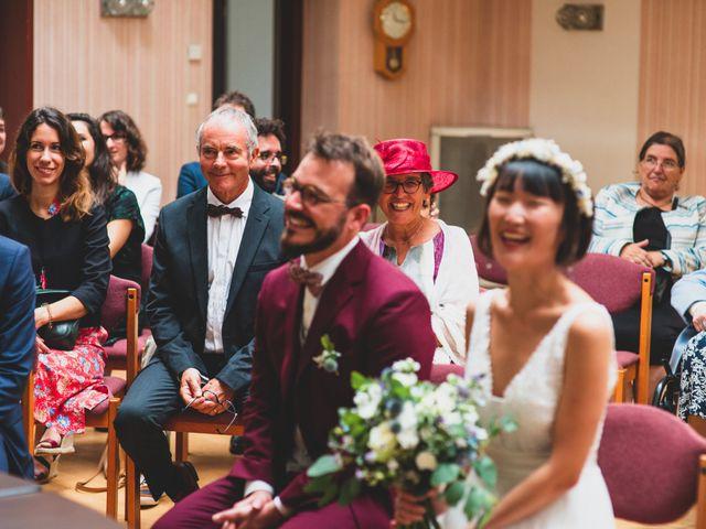 Le mariage de Thomas et Soobin à Dinard, Ille et Vilaine 14