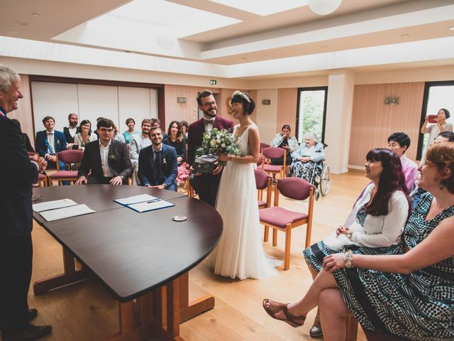 Le mariage de Thomas et Soobin à Dinard, Ille et Vilaine 15