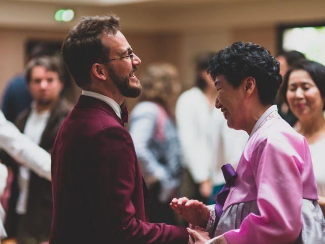 Le mariage de Thomas et Soobin à Dinard, Ille et Vilaine 16
