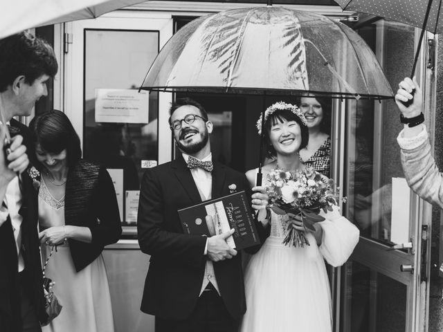 Le mariage de Thomas et Soobin à Dinard, Ille et Vilaine 18