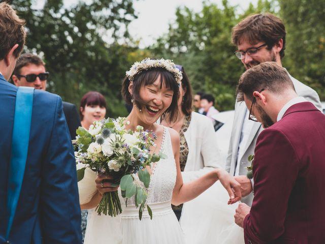 Le mariage de Thomas et Soobin à Dinard, Ille et Vilaine 21