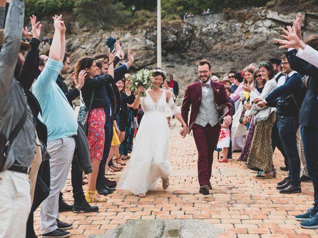 Le mariage de Thomas et Soobin à Dinard, Ille et Vilaine 26