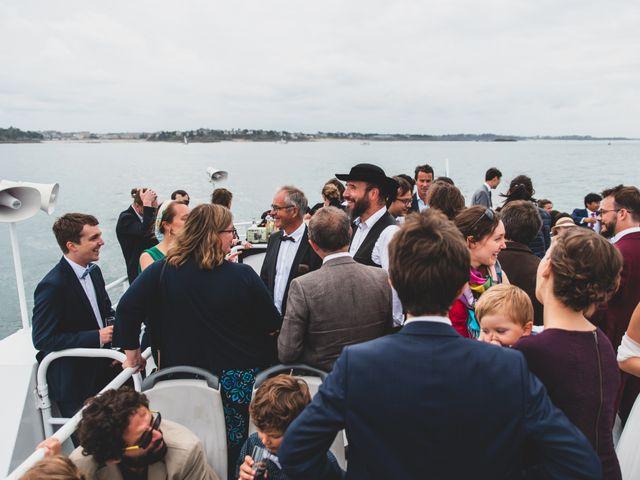 Le mariage de Thomas et Soobin à Dinard, Ille et Vilaine 27
