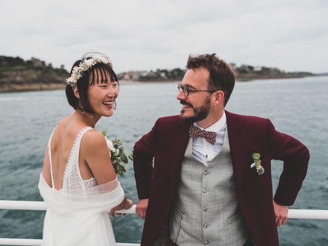 Le mariage de Thomas et Soobin à Dinard, Ille et Vilaine 31