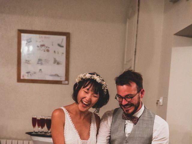 Le mariage de Thomas et Soobin à Dinard, Ille et Vilaine 37