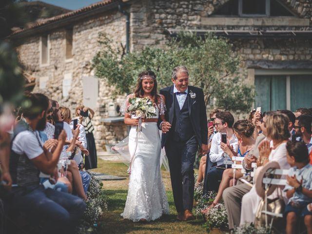 Le mariage de Maud et Max
