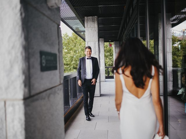Le mariage de Leandro et Jenette à Paris, Paris 9