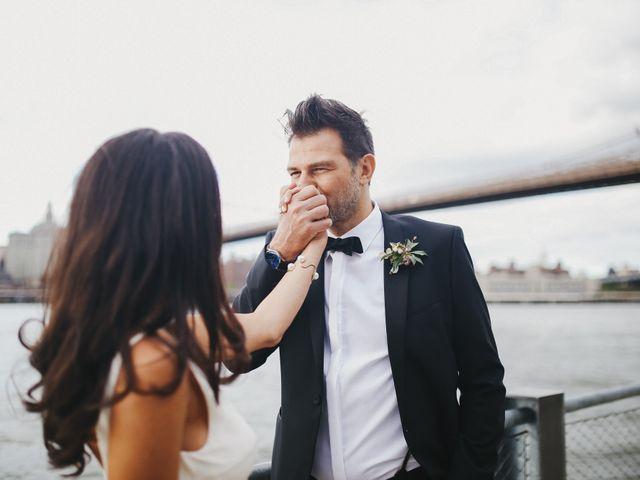 Le mariage de Leandro et Jenette à Paris, Paris 22