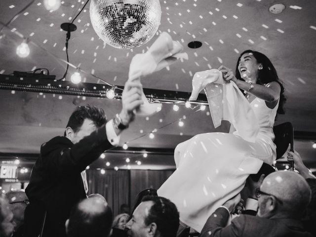 Le mariage de Leandro et Jenette à Paris, Paris 54