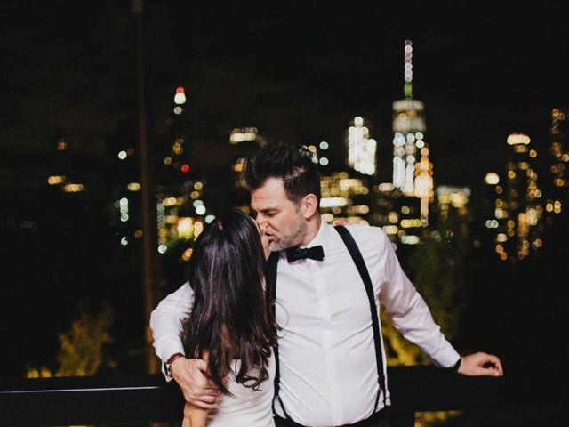 Le mariage de Leandro et Jenette à Paris, Paris 58