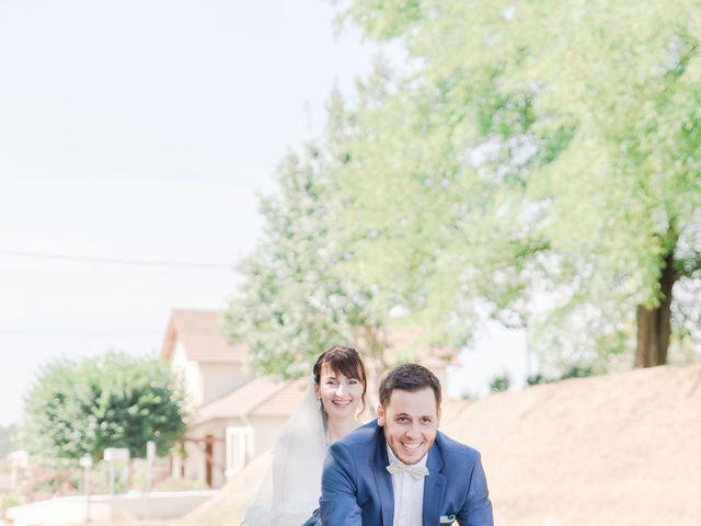 Le mariage de Elie et Yana à Saint-Martial-de-Valette, Dordogne 3