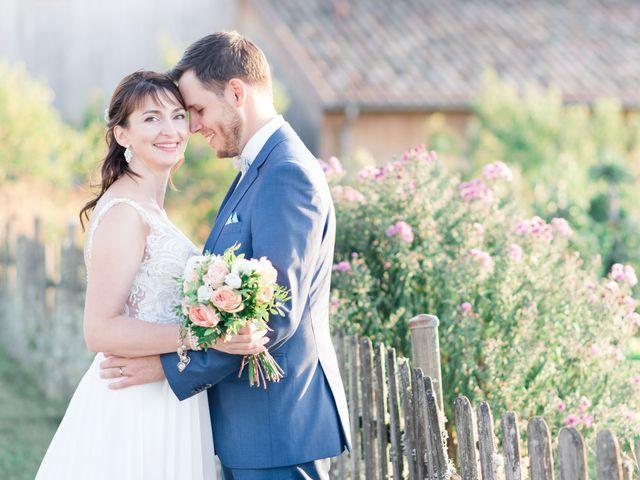 Le mariage de Elie et Yana à Saint-Martial-de-Valette, Dordogne 8