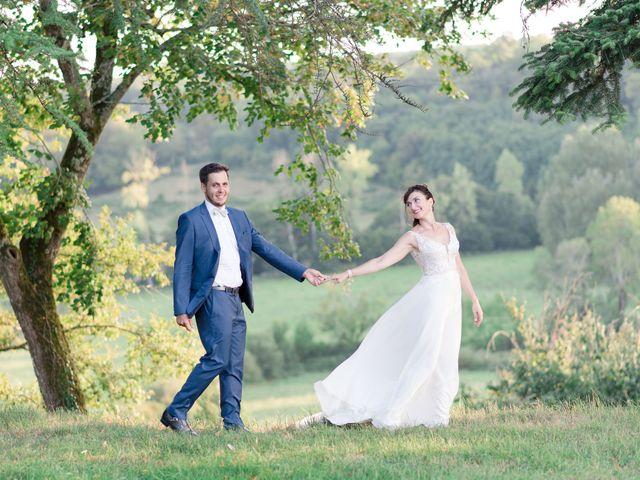 Le mariage de Elie et Yana à Saint-Martial-de-Valette, Dordogne 9