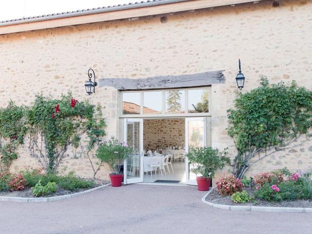 Le mariage de Elie et Yana à Saint-Martial-de-Valette, Dordogne 12