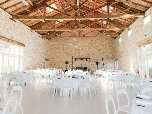 Le mariage de Elie et Yana à Saint-Martial-de-Valette, Dordogne 15