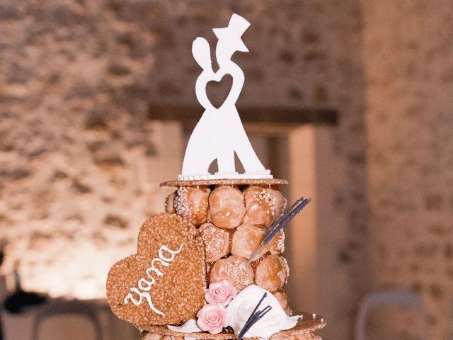Le mariage de Elie et Yana à Saint-Martial-de-Valette, Dordogne 18