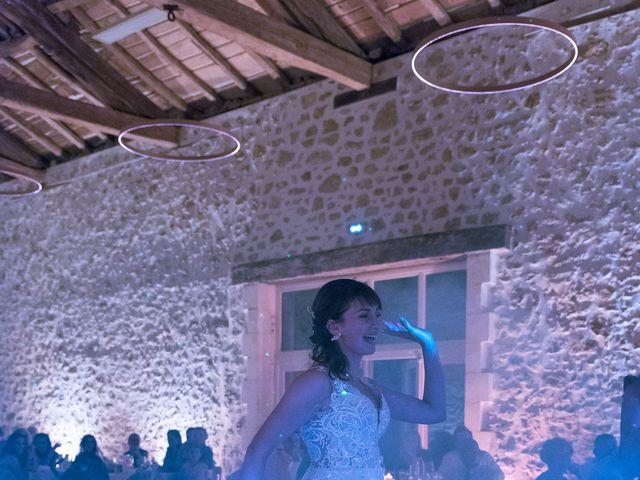 Le mariage de Elie et Yana à Saint-Martial-de-Valette, Dordogne 20