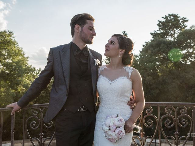 Le mariage de Jessy et Oceane à Fos-sur-Mer, Bouches-du-Rhône 1