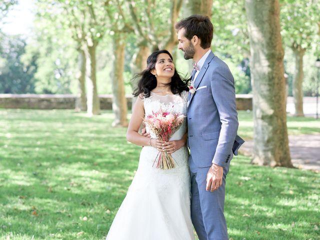 Le mariage de Tony et Jenna à Sennecey-le-Grand, Saône et Loire 1