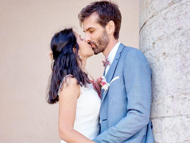 Le mariage de Tony et Jenna à Sennecey-le-Grand, Saône et Loire 3