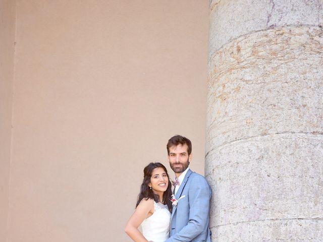 Le mariage de Tony et Jenna à Sennecey-le-Grand, Saône et Loire 4