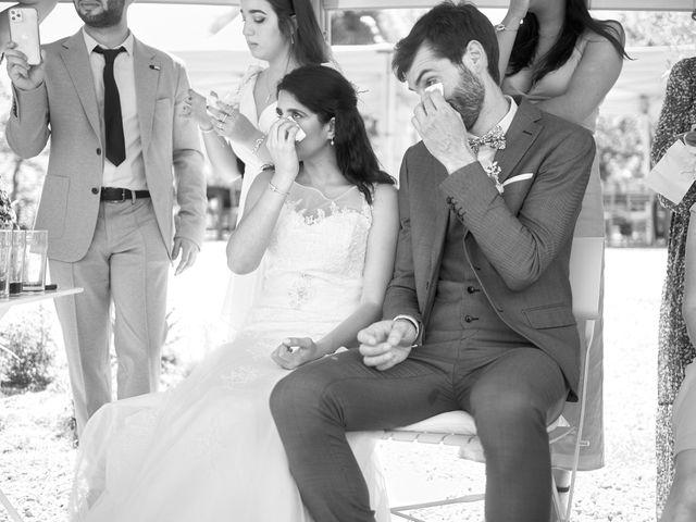 Le mariage de Tony et Jenna à Sennecey-le-Grand, Saône et Loire 20
