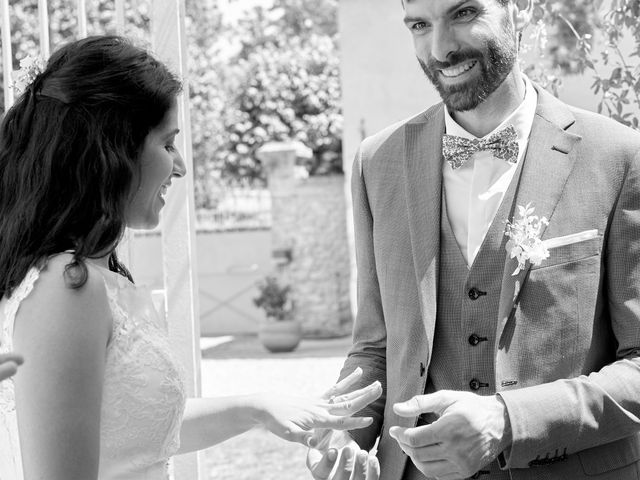 Le mariage de Tony et Jenna à Sennecey-le-Grand, Saône et Loire 22