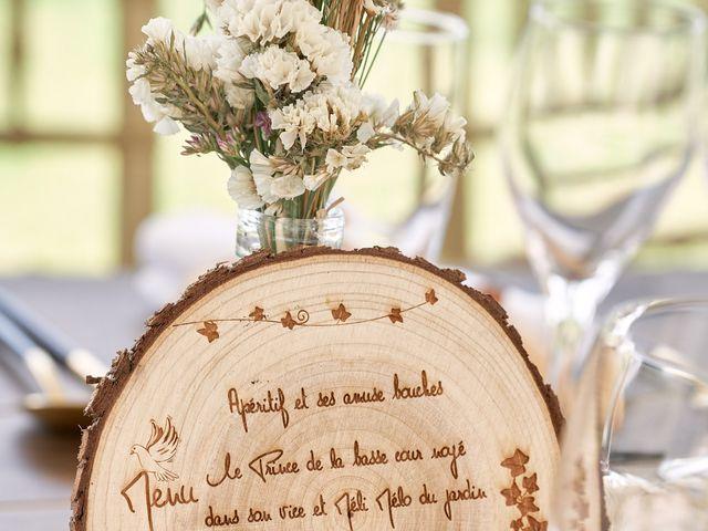 Le mariage de Tony et Jenna à Sennecey-le-Grand, Saône et Loire 23