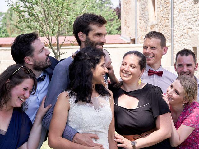 Le mariage de Tony et Jenna à Sennecey-le-Grand, Saône et Loire 31