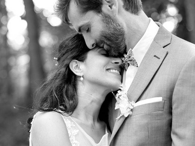 Le mariage de Tony et Jenna à Sennecey-le-Grand, Saône et Loire 32