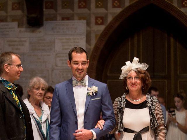 Le mariage de Arnaud et Marie à Auch, Gers 33