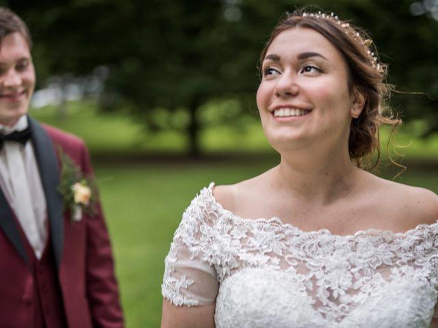 Le mariage de Bettina et Jules