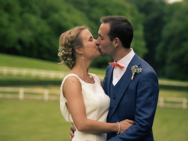 Le mariage de Olivia et Christopher