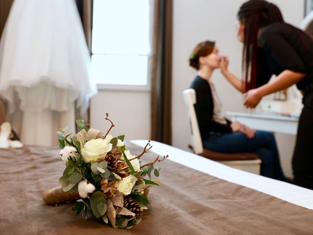 Le mariage de Loïc et Sabrina à Rouen, Seine-Maritime 3