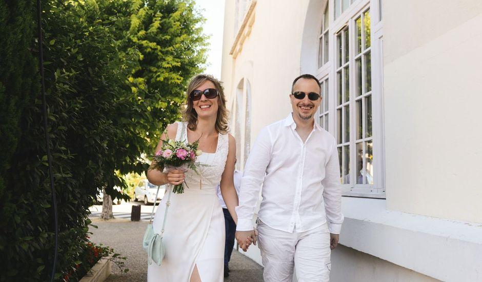 Le mariage de Adrien et Aurore à Saint-Just-de-Claix, Isère