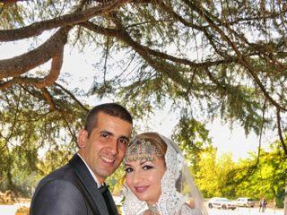 Le mariage de Rebiha et Bilal 2