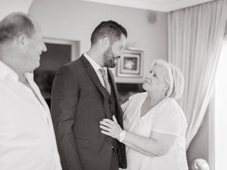 Le mariage de Alvina et Romain 1