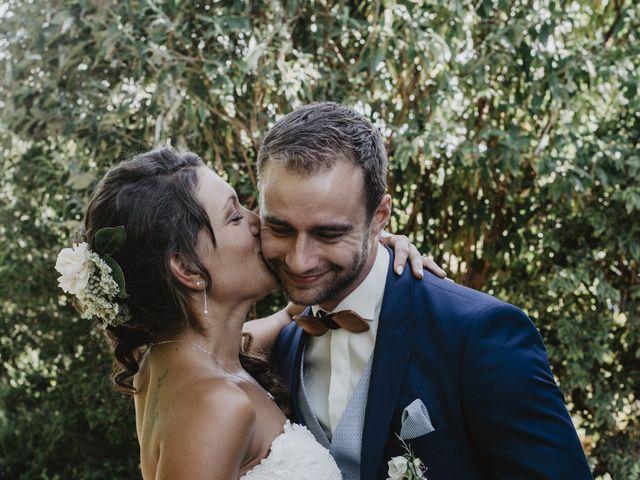 Le mariage de Alexandre et Justine à Espinasse-Vozelle, Allier 19