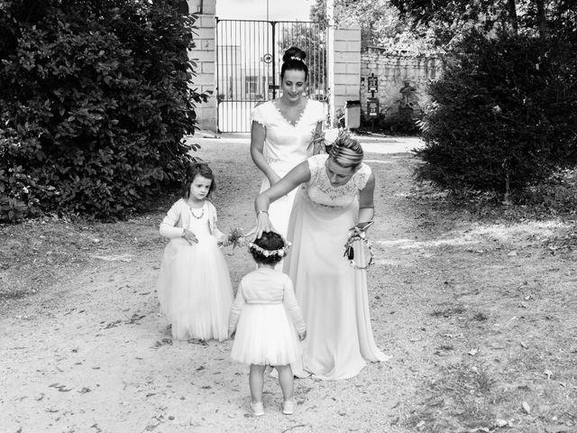 Le mariage de Thomas et Marion à Châtellerault, Vienne 3