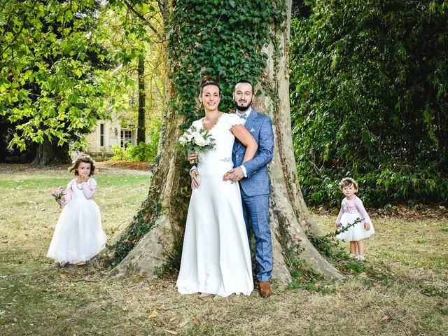 Le mariage de Thomas et Marion à Châtellerault, Vienne 7