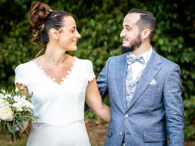 Le mariage de Thomas et Marion à Châtellerault, Vienne 8