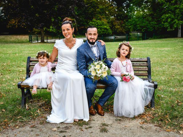 Le mariage de Thomas et Marion à Châtellerault, Vienne 10