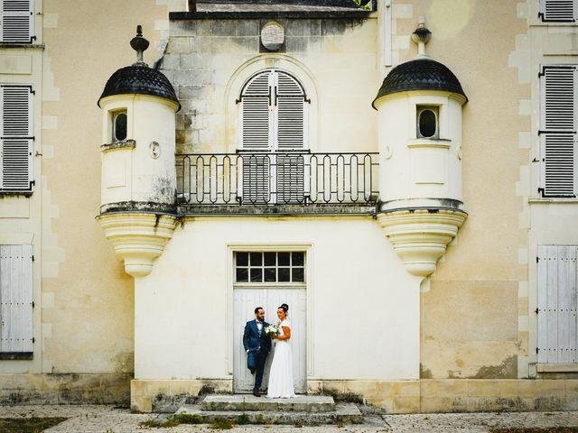 Le mariage de Thomas et Marion à Châtellerault, Vienne 11
