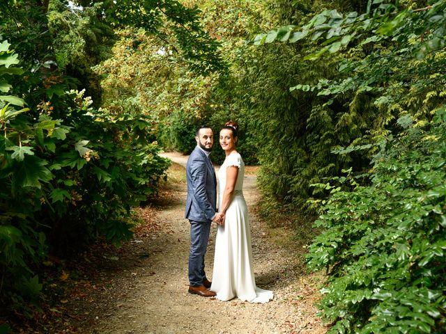 Le mariage de Thomas et Marion à Châtellerault, Vienne 12