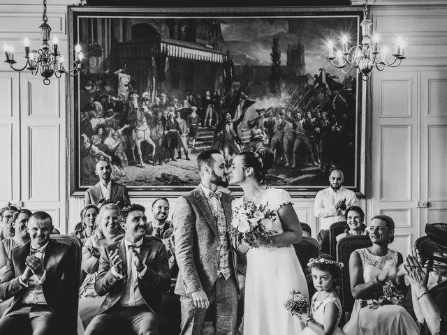 Le mariage de Thomas et Marion à Châtellerault, Vienne 16