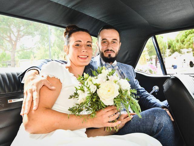 Le mariage de Thomas et Marion à Châtellerault, Vienne 17