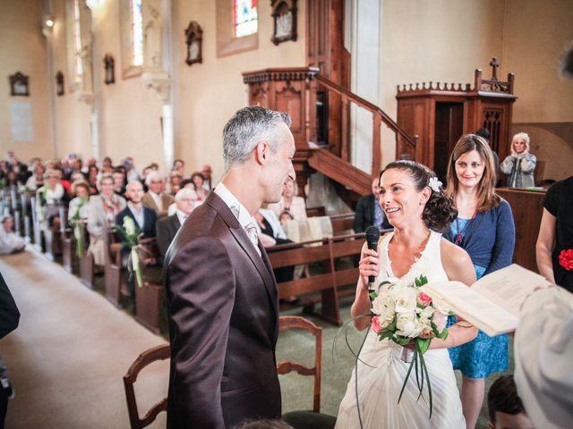 Le mariage de Yohan et Julie à Liergues, Rhône 1