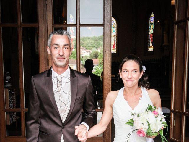 Le mariage de Yohan et Julie à Liergues, Rhône 5